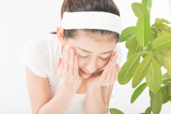 プルエストの洗顔のやり方
