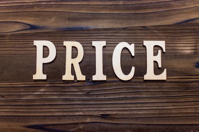 ウーカVSラクビ比較③値段比較
