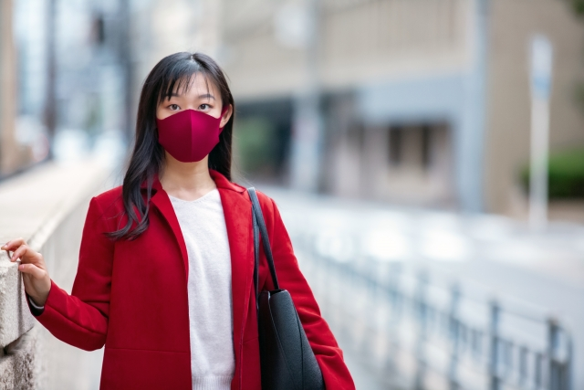 おしゃれで選ぶおすすめの冬用マスク